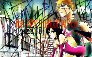 Ichiruki Halloween 2010 by ScreamxStrawberries