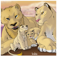 Family portrait by sindos