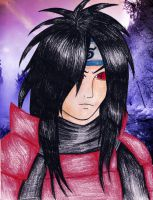 Madara Uchiha by SovietMentality