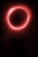 .:Lunar Eclipse:. by Shadziulcowa