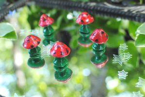 Watermelon Fairy Ring by Miss-Evergreen