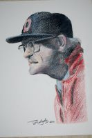 Woody Hayes by TaylorSch