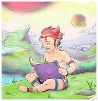 Ypsolon Young Age by Lonely-X