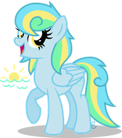 OC Overhaul: Mareattle Breeze by equinepalette