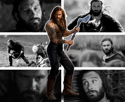 Rollo - Vikings - GIF Cutout by Ladyhawke81