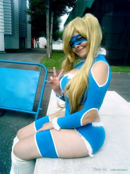 R.Mika Cosplay 2 by Edaine
