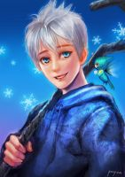 rise of the guardians Jack Frost by ponyson