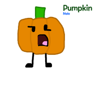 Pumpkin My 2nd OC by WellRead