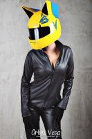 Celty Sturlson. by Somichu