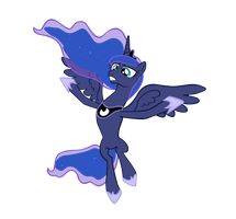 Princess Luna - Rise by 9x18