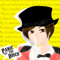Brendon Urie by ChikaBoo94