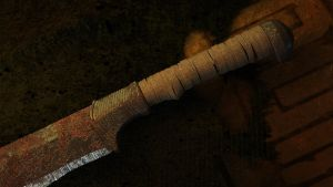 Sword of Isengards Orcs_Efes by HorheSoloma