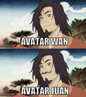 Avatar Juan by UltimaShadow7