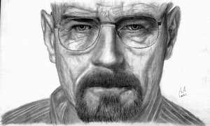 Walter White by Pandaforge