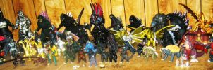 Godzilla Class Photo 2011 a by XxHXCLIONxX