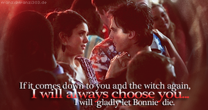 Elena and Damon- I will always by franzi303