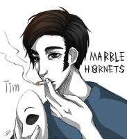 marble hornets Tim by DeluCat