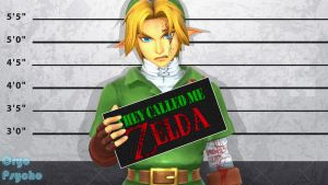 They Called me Zelda by Cryo-Psycho
