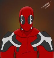 Deadpool by LightDragon87