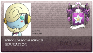 Mirage College Card-Delilah by gaper4