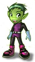 Beast Boy by chunkbucket