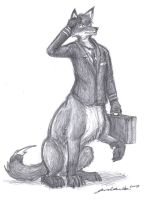 Foxtaur pilot for wulfie22593 by wannabemustangjockey