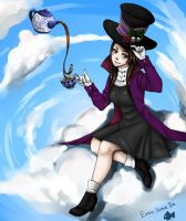 Mad Hatter . by Etsu-hime