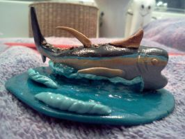 Fish: Painted: Gloss: Back by Spaz-Twitch11-15-10
