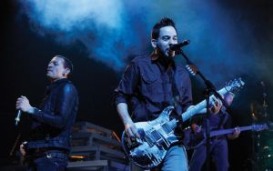 Linkin Park-Mike Shinoda and Chester Bennigton by Yuma76