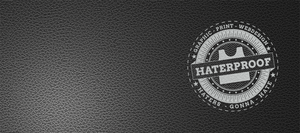 Haterproof Logo by APgraph