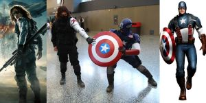 Montreal Comic Con 2014 vs 168 by MrJechgo