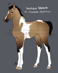 Rivendale-Equestrian custom design by MatrixPotato