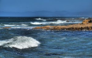 Pescadero Beach by PaulWeber