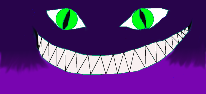 Cheshire Smile by KingBanana2015