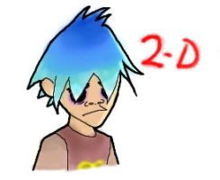 Bad 2-D drawing by xcrystalclearx