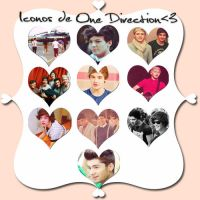Iconos de One Direction by Jimeecx