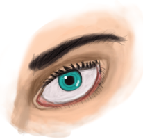 Eye - From tutorial by cm96