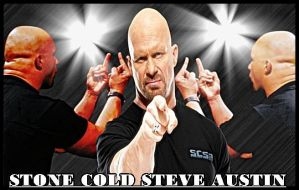 Stone Cold Steve Austin - Wallpaper by edge4923