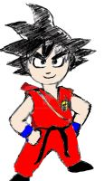 Goku#1.10 by mr-grump
