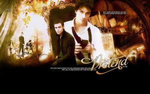 the vampire diaries wallpaper6 by mia47