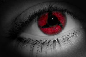Mangekyou Sharingan Itachi eye by NonStop-Kyo
