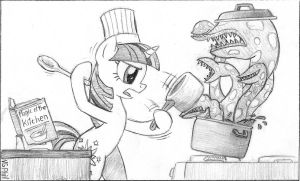 NATG 2 - Pony Cooking by Videogamer-Phil