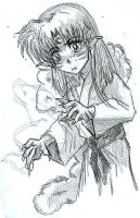 OMG Little Sesshomaru by AmberPalette