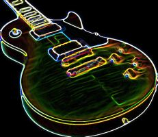 Les Paul 2 by xfreekyx