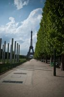 Tour Eiffel by m8t