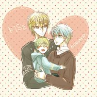 Kise Family by shucanme