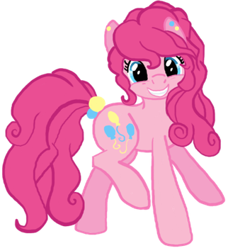 TBM - Pinkie Pie by Fethur