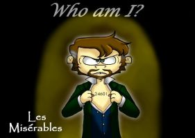 Les Miserables (Ed Edition) *Who am I?* by GabiSaKuRa