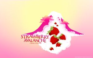 Strawberry Avalanche by caitlin-green