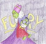 FURY by Mister-Saturn
